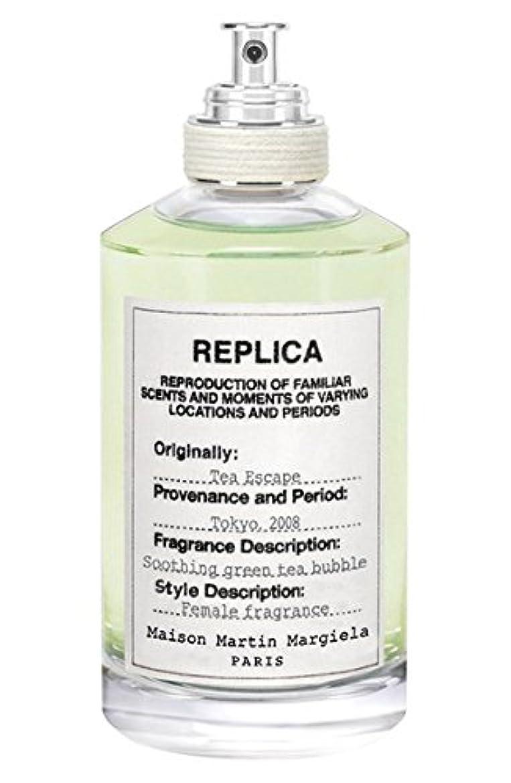 それぞれパレード刑務所Replica - Tea Escape (レプリカ - ティー エスケープ) 3.4 oz (100ml) Fragrance for Women