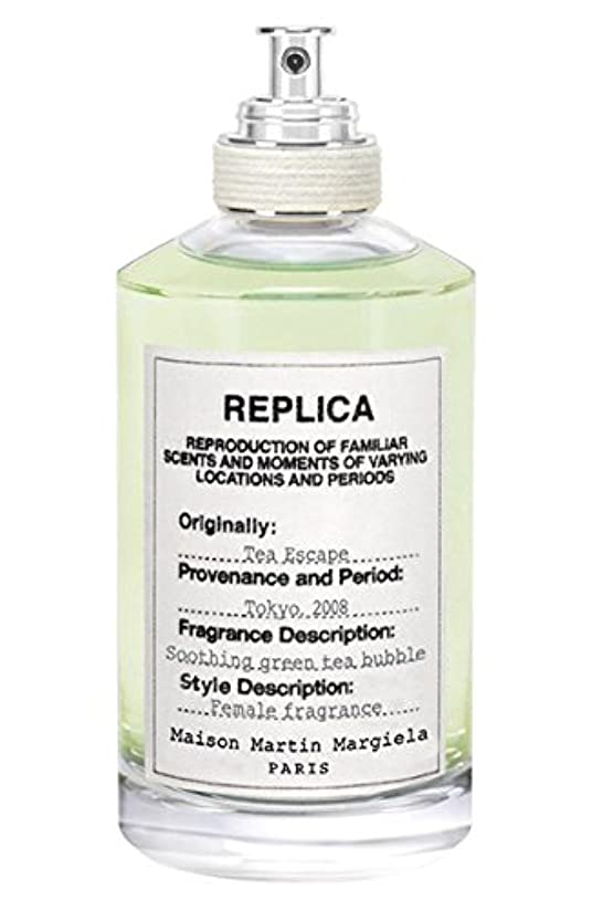 永遠に入浴アグネスグレイReplica - Tea Escape (レプリカ - ティー エスケープ) 3.4 oz (100ml) Fragrance for Women
