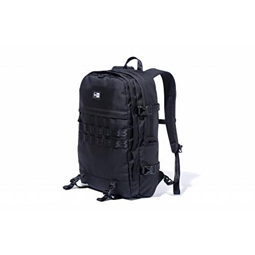 (ニューエラ) NEW ERA リュック[Smart Pack] 6.ブラック
