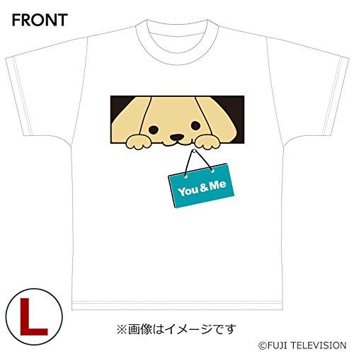 めざましテレビ 永島優美 Tシャツ 2016 白 Lサイズ -
