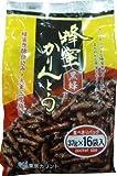 東京カリント 蜂蜜かりんとう(黒蜜) 592g(37g×16袋)