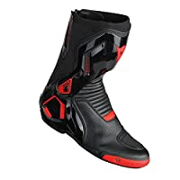 Dainese(ダイネーゼ) COURSE D1 OUT AIR BOOTS 628-BLACK/RED-FLUO 41