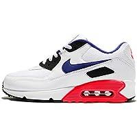 (ナイキ) エア マックス 90 エッセンシャル メンズ ランニング シューズ Nike Air Max 90 Essential OG Ultramarine Pack 537384-136 [並行輸入品]