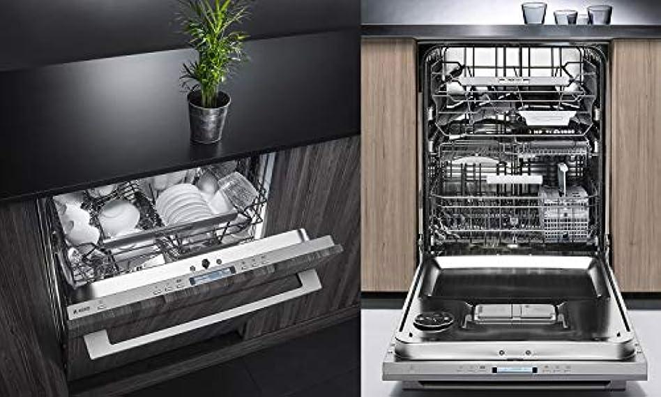 生まれ美徳粘り強いasko DFI655 食器洗い乾燥機 大容量 国内正規 メーカー直送