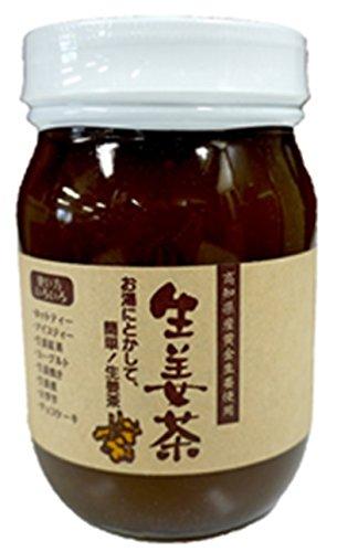 高知産黄金生姜使用 生姜茶(大・お徳用)490g×2本
