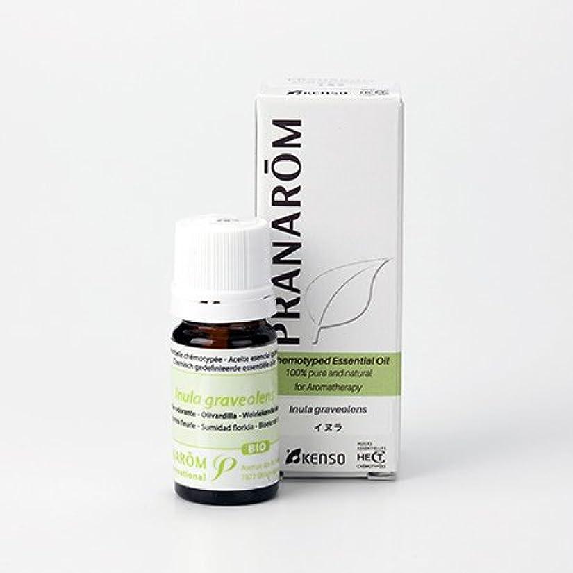 ペパーミントその熟達したプラナロム イヌラ 5ml (PRANAROM ケモタイプ精油)