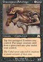 Magic: the Gathering - Gravespawn Sovereign - Onslaught
