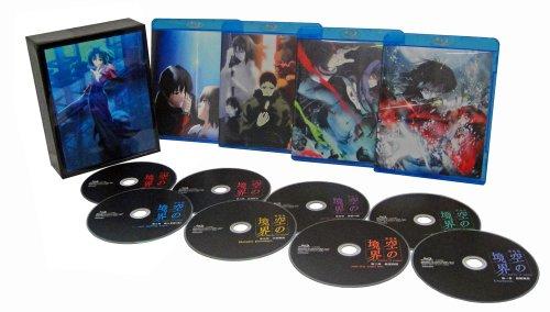 劇場版 「空の境界」Blu-ray Disc BOX(通常版)