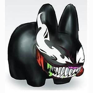 Kidrobot キッドロボット Marvel マーベル Labbit: Venom ベノム Action Figure フィギュア by Kidrobot Toys [並行輸入品]