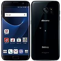 ドコモ Galaxy S7 edge SC-02H ブラック