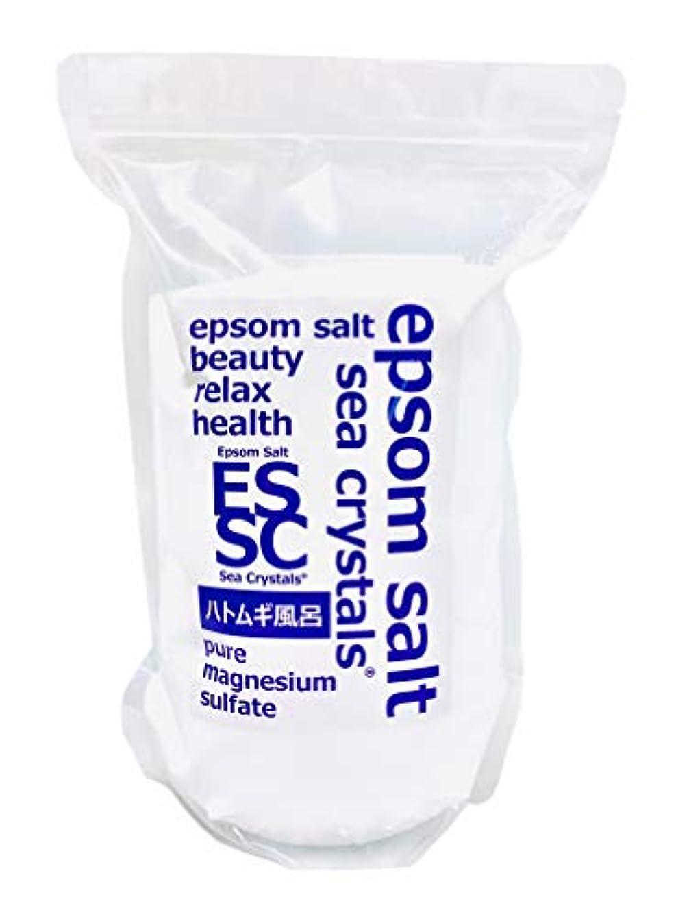 後世ほかにあなたは【Amazon.co.jp限定】 Sea Crystals(シークリスタルス) ハトムギ風呂 入浴剤 White 2.2kg