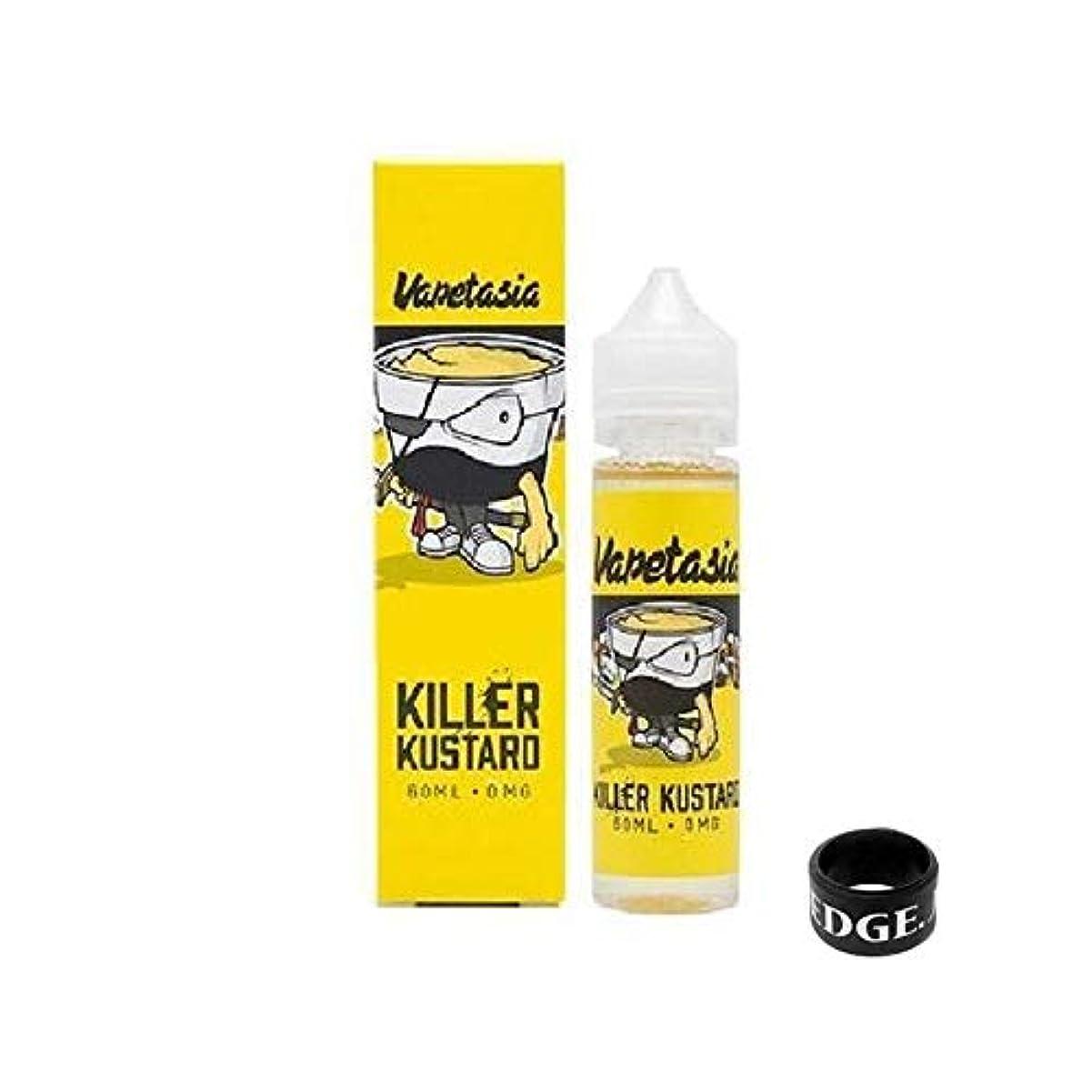 家旧正月短命Vapetasia KILLER KUSTARD (キラーカスタード) 60mL 電子タバコ リキッド ベイプ
