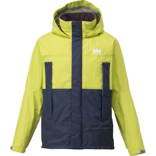 (ヘリーハンセン)HELLY HANSEN Helly Rain Suit HOE11401 YG イエローグリーン L