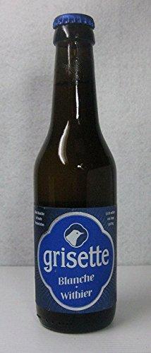 【ベルギービール 白ビール】 「グリセット ブロンシュ」 250ml