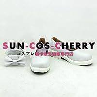 【サイズ選択可】コスプレ靴 ブーツ K-1950 ラブライブ!サンシャイン!! 君のこころは輝いているかい? 松浦果南 男性26.5CM