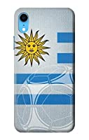 JP2995IXR ウルグアイサッカー Uruguay Football Soccer Flag iPhone XR ケース