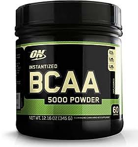 【国内正規品】オプティマムニュートリション BCAA 5000 パウダー (ノンフレーバー)