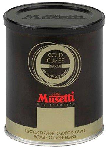 Musetti(ムセッティー) ゴールドキュベ コーヒー豆 ...