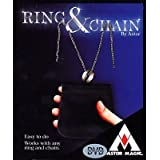 Ring & Chain (DVD included) by Astor Magic - DVD [並行輸入品]