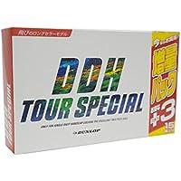 ダンロップ(ダンロップ) DDH TOUR SPECIAL (ゴルフボール) DDH TS2 【15個口】