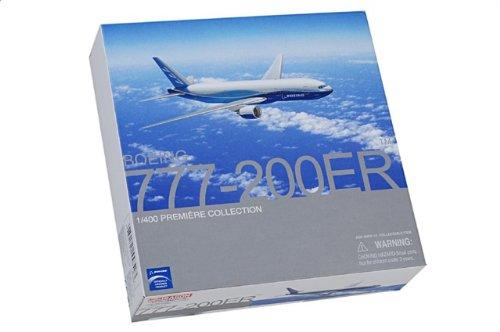 1:400 ドラゴンモデルズ 55852 ボーイング 777-200ER ダイキャスト モデル ボーイング New Dreamliner House Colors【並行輸入品】