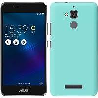 「Breeze-正規品」iPhone ・ スマホケース ポリカーボネイト [Mint]エイスース ゼンフォン3 マックス ZenFone 3 Max ZC520TL ケース ZenFone 3 MAX カバー液晶保護フィルム付 全機種対応 [ZEN3M]