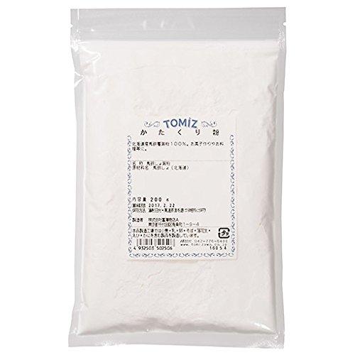 かたくり粉 / 200g TOMIZ/cuoca(富澤商店) コーンスターチ(でんぷん類) 片栗粉