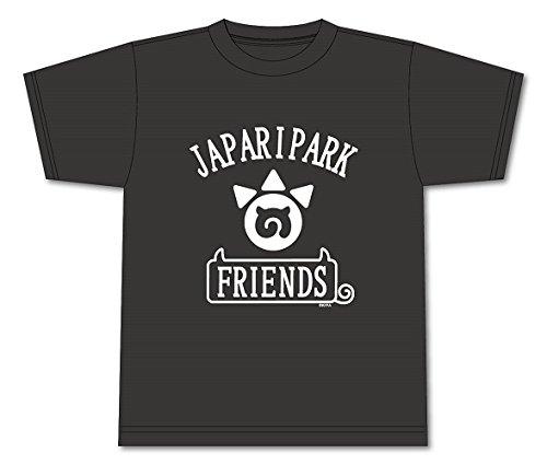 けものフレンズ フレンズTシャツ ブラック Lサイズ