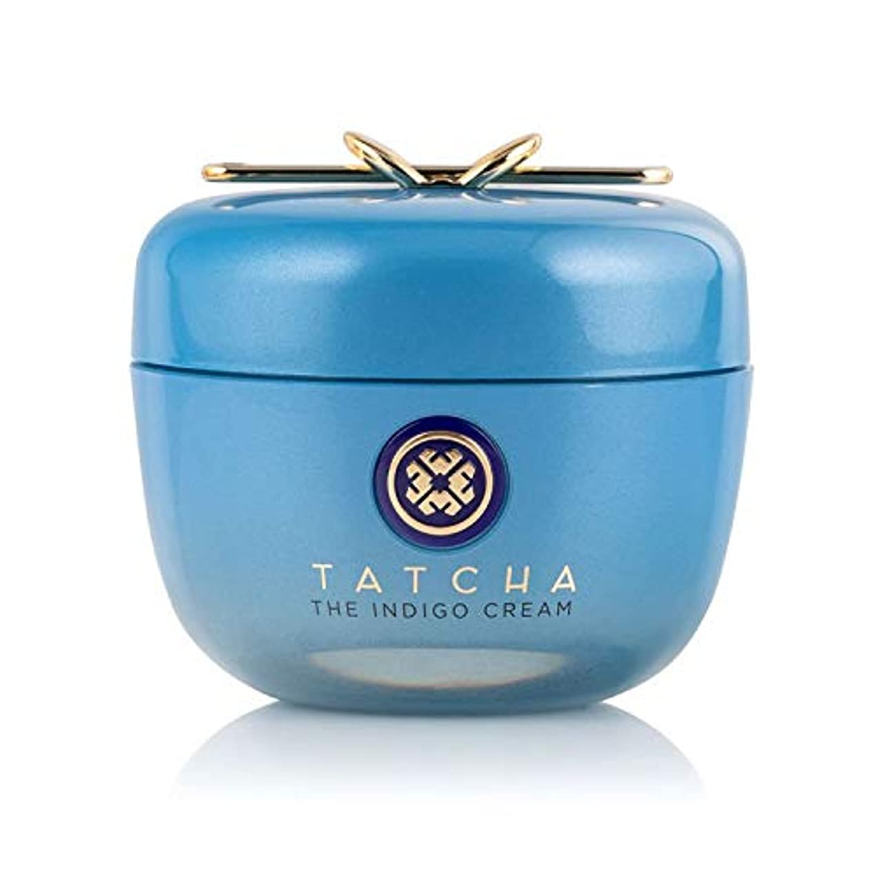 日帰り旅行にアーク太字Tatcha The Indigo Cream Soothing Skin Protectant 1.7 oz/ 50 mL タチャインディゴ クリーム