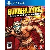Borderlands: Game of the Year Edition PlayStation 4 ボーダーランズゲームオブザイヤーエディションプレイステーション4北米英語版 [並行輸入品]