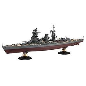 フジミ模型 1/700 帝国海軍シリーズNo.36日本海軍戦艦 長門 レイテ沖海戦時 フルハルモデル
