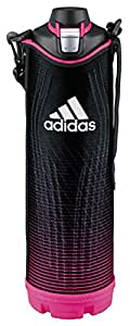 タイガー 水筒 1.5L アディダス ステンレスボトル スポーツ 直飲み 広口 保冷専用 ブルー MME-D15XP