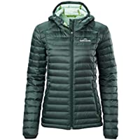 Kathmandu Heli Hooded Lightweight Water-Repellent Warm Womens Down Jacket v3 Women's