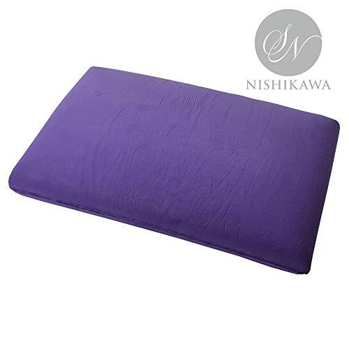 昭和西川(Showa-nishikawa) グレープインパクト パープル 54×34×10.5cm 快適な眠りと健康サポート枕【超やわらかめ】高弾性ウレタン枕 2211004558994