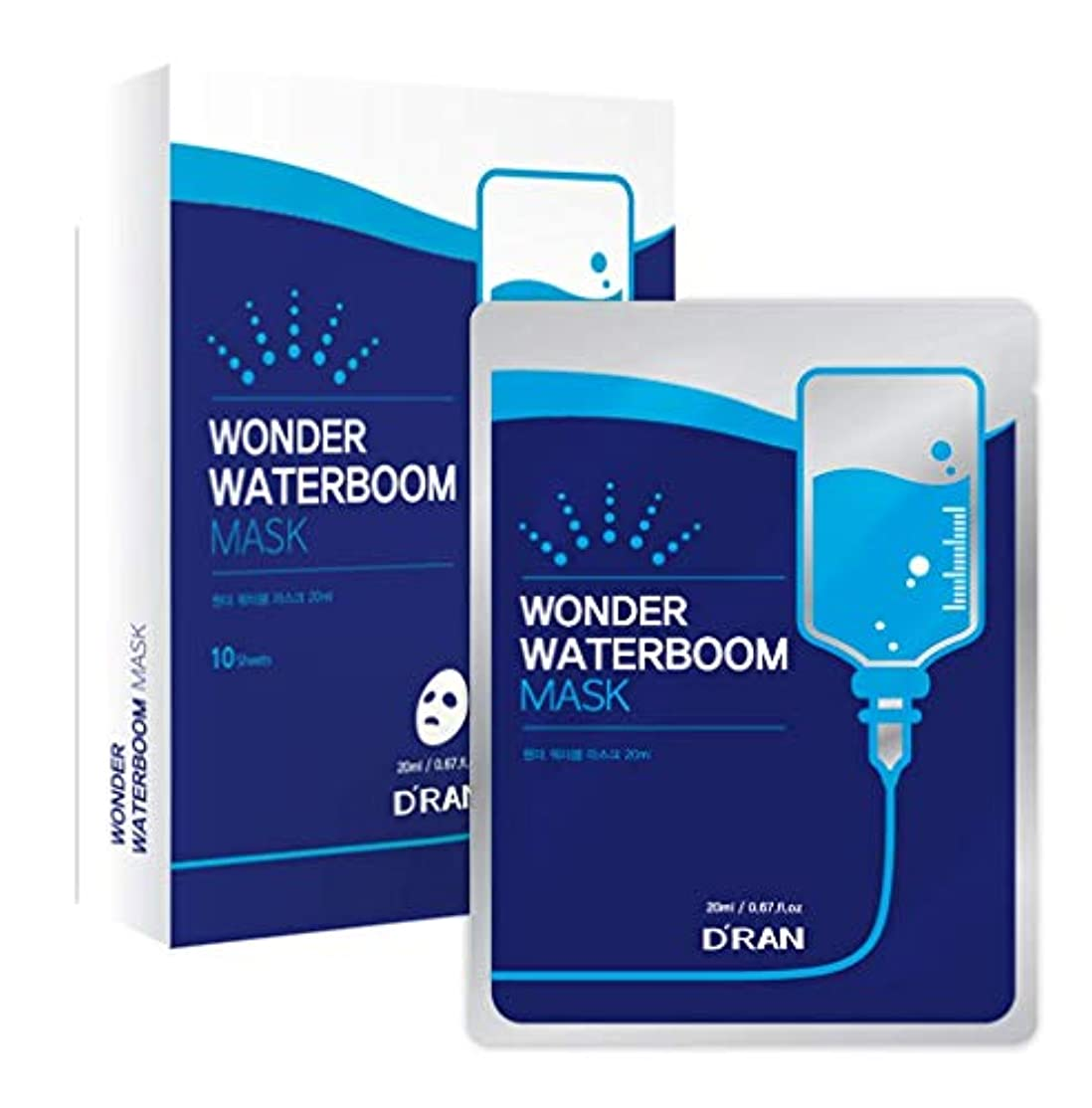 自伝取り壊す絶望Wonder Waterboom Mask (1set_10pcs)