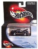 おもちゃ 100% hot wheels ホットウィール - Limited Edition 限定版 Cool Collectibles Series - 1965 shelby シェルビー GT-350 (Black) - in Display Case Limited Edition 限定版 1:64 scale スケール Collectible Diecast ダイキャスト Car レプリカ ミニチュア ミニカー 模型 車 飛行機 [並行輸入品]