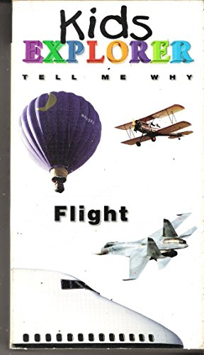 Tell Me Why:Flight [VHS] [Import] Tell Me Why Vision Quest Video