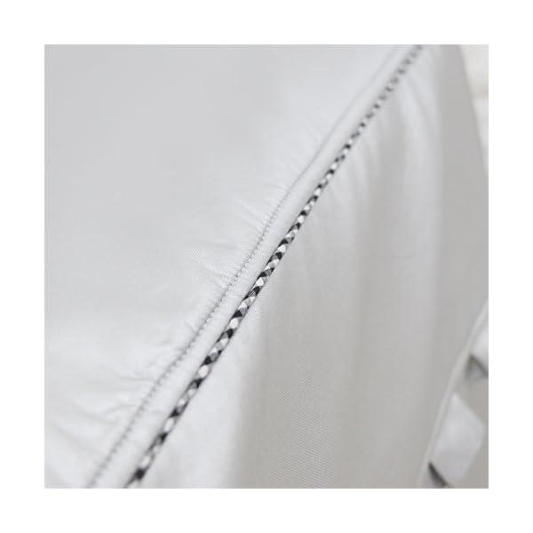 [Mr. You ]洗濯機カバー 裏起毛の厚...の紹介画像10