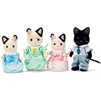 Calico Critters Tuxedo Cat Family by Calico Critters [並行輸入品]
