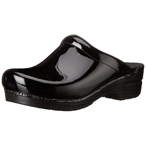 [ダンスコ] dansko Sonja Patent 427-020200 Black (ブラック パテント/35)