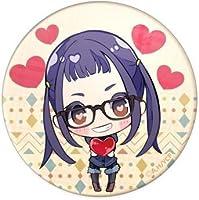 ゆるキャン△ 「あいっ!」シリーズ ちょっと大きめ缶バッジ 大垣千明SD