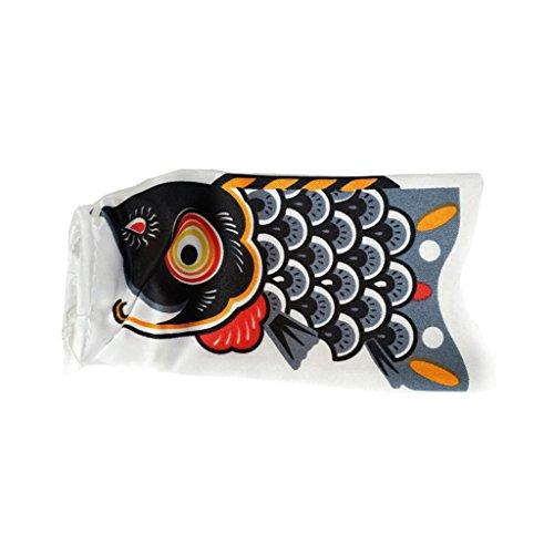 Baoblaze 鯉のぼり 吹流し 全3サイズ 多色選択 ベ...