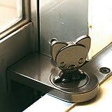 窓の補助錠 防犯チワワロック 旭電機化成 ABA-20