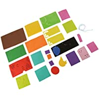 Baoblaze DIY かわいい ハンドクラフト モバイル風鈴 果物  子供 創造的な ギフト