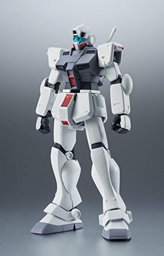 機動戦士ガンダム0080 [SIDE MS] RGM-79D ジム寒冷地仕様 ver. A.N.I.M.E. 約125mm ABS&PVC製 塗装済み可動フィギュア