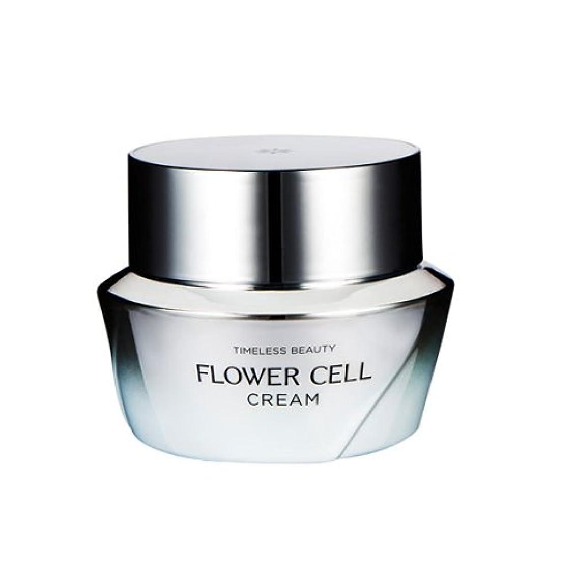 アイスクリームインチはっきりと[New] It'S SKIN Flower Cell Cream 50ml/イッツスキン フラワー セル クリーム 50ml