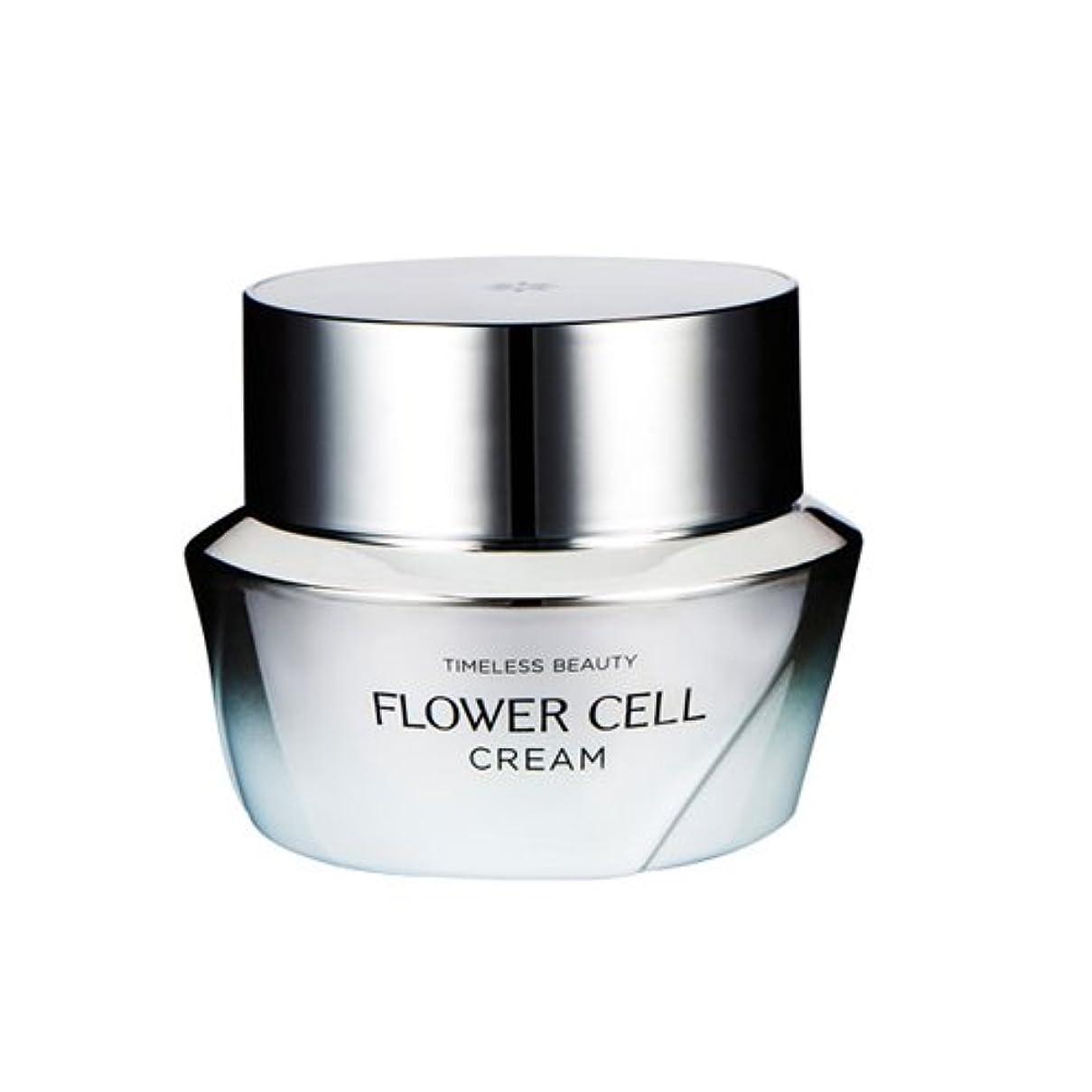 コイル促すベンチャー[New] It'S SKIN Flower Cell Cream 50ml/イッツスキン フラワー セル クリーム 50ml