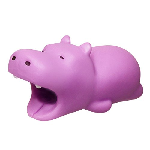 CABLE BITE Hippopotamus ケーブルバイト カバ