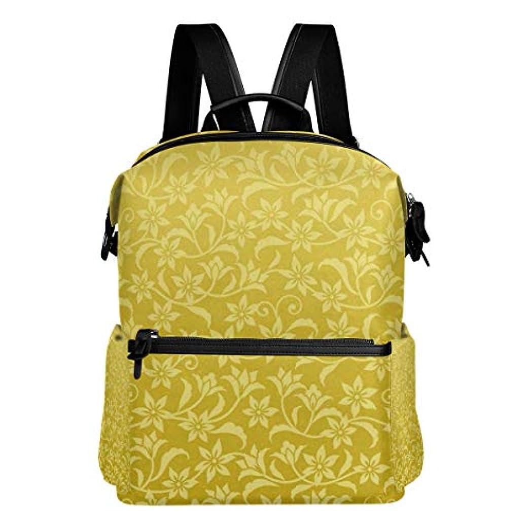 広告するネックレスなくなるリュック レディース メンズ 軽量 大容量 花柄 ゴールド 和風 和柄 和調 伝統柄 ファスナー リュックサック pc ipad 収納 高校生 中学生 子供 旅行 山登り 遠足 アウトドア 短期出張 バッグ