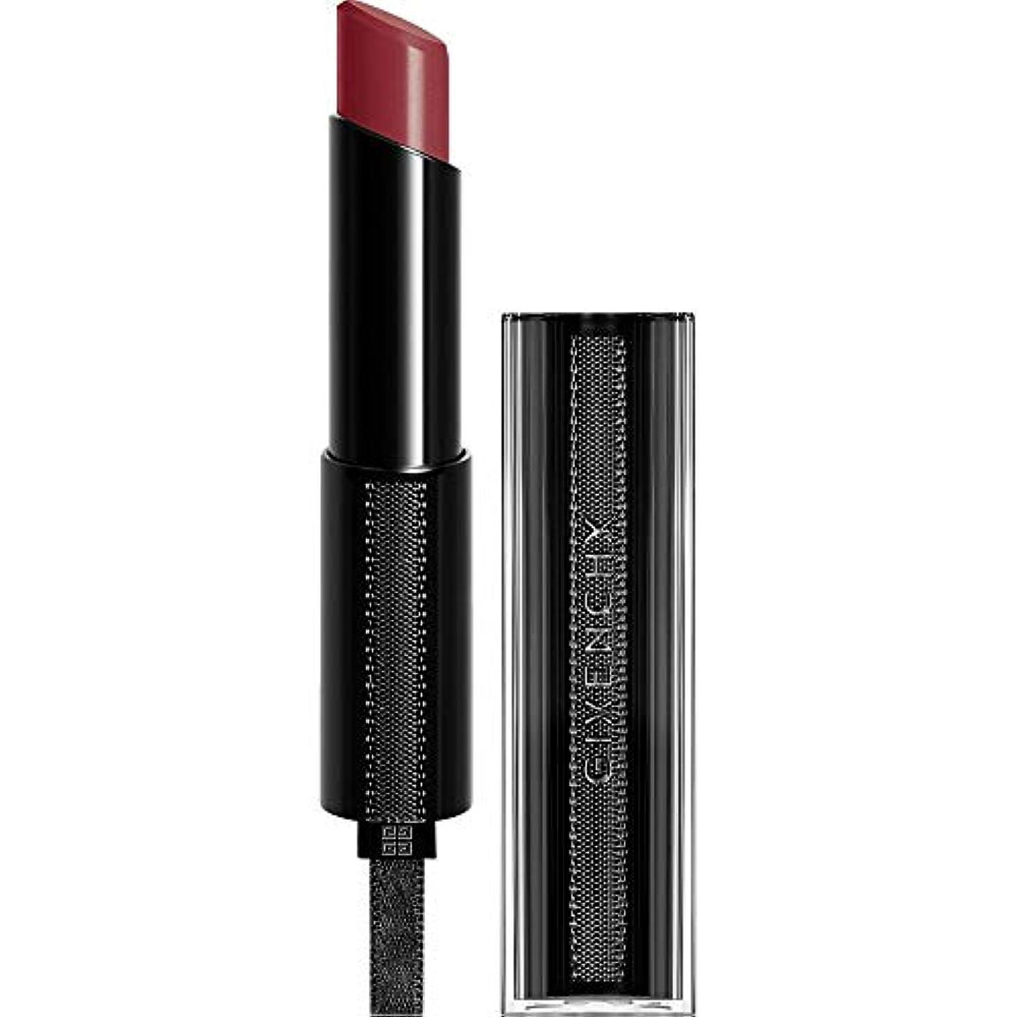 アッティカス平和な比喩[GIVENCHY] ジバンシールージュInterditビニル - 色増強口紅3.3グラム15 - モカRenversant - GIVENCHY Rouge Interdit Vinyl - Color Enhancing Lipstick 3.3g 15 - Moka Renversant [並行輸入品]